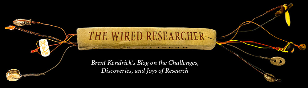 The Wired Researcher